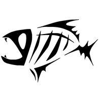 Sticker Cabana Fish Sticker