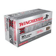 Winchester Super-X 30 Carbine 110 Grain Hollow Soft Point Rifle Ammo (50)