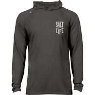 Salt Life Men's Live Salty Marlin Performance Hoodie