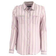 White Sierra Women's Bug Free Cotton Long-Sleeve Shirt