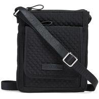 Vera Bradley Microfiber RFID Mini Hipster Bag