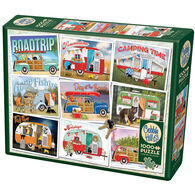 Outset Media Jigsaw Puzzle - Hitting the Road