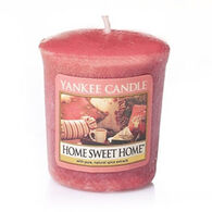 Yankee Candle Sampler Votive Candle - Home Sweet Home