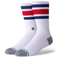 Stance Men's Boyd Stripe Crew Sock