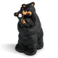 Big Sky Carvers Summer Love Bearfoots Figurine