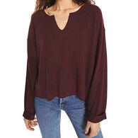 Z Supply Women's Alpine Marled Pullover