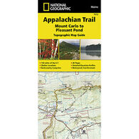 Appalachian Trail, Mount Carlo to Pleasant Pond (Maine) by National Geographic