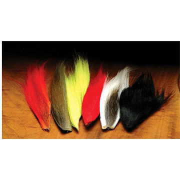 Fly Tying Hareline Bucktail Combo Pack