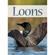 Loons Playing Cards by Stan Tekiela