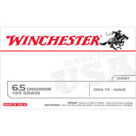 Winchester USA 6.5 Creedmoor 125 Grain JHP Rifle Ammo (20)