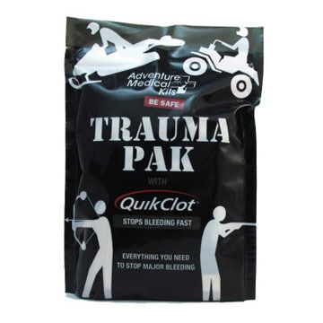 Adventure Medical Trauma Pack w/ QuikClot