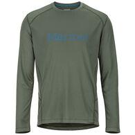 Marmot Men's Windridge with Graphic Long-Sleeve T-Shirt