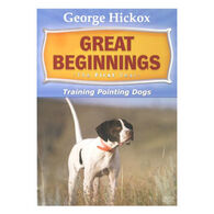 D.T. Systems Great Beginnings - Training Pointing Dogs DVD