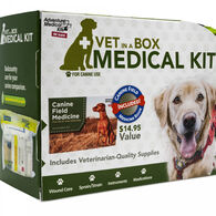 Adventure Medical Vet In A Box Canine Medical Kit