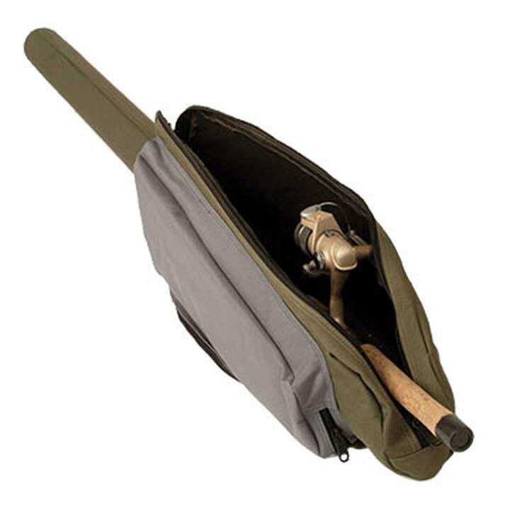 Bw sports salmon steelhead rod reel case kittery for Fishing rod and reel case