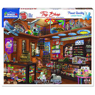 White Mountain Jigsaw Puzzle - Seek & Find Toy Shop