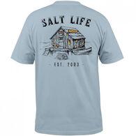 Salt Life Men's Lobster Shack Pocket Short-Sleeve T-Shirt