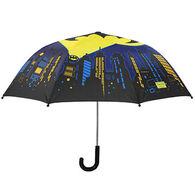 Western Chief Boys' Batman Cape Crusader Umbrella