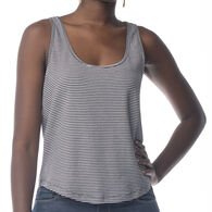 Synergy Clothing Women's Striped Essence Tank Top