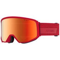 Atomic Four Q HD Snow Goggle + Spare Lens