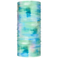 Buff Unisex Adult CoolNet UV + Marbled Turquoise Multifunctional Headwear