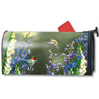 MailWraps Hummingbird Garden Mailbox Cover