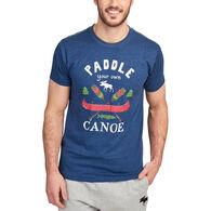 Hatley Little Blue House Men's Sketch Country Sleep Short-Sleeve T-Shirt
