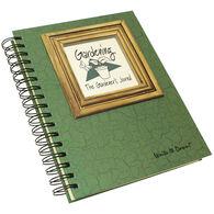 "Journals Unlimited ""Write It Down!"" The Gardener's Journal"