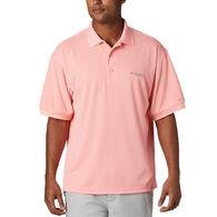 Columbia Men's Big & Tall PFG Perfect Cast Polo Short-Sleeve Shirt