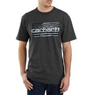 Carhartt Men's Lubbock Flag Graphic Short-Sleeve T-Shirt