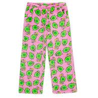 Candy Pink Girl's Avocado Pajama Pant