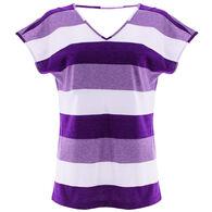 Aventura Women's Braelynn Short-Sleeve Top