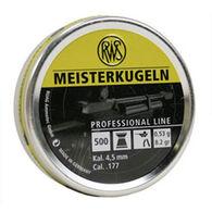 RWS Meisterkugeln 177 Cal. Pellet (500)