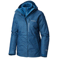 Columbia Women's Whirlibird III Interchange Insulated Jacket