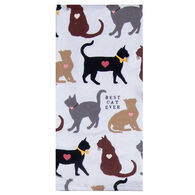 Kay Dee Designs Fur Real Pets Cat Double Duty Terry Towel
