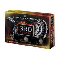 """Federal Premium 3rd Degree 12 GA 3"""" 1-3/4 oz. #5, 6, 7 Shotshell Ammo (5)"""