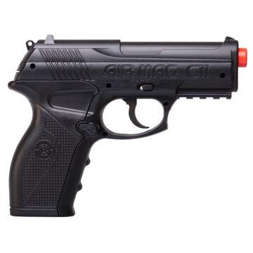 Crosman Game Face Air Mag C11 CO2 Semi-Auto Airsoft Pistol
