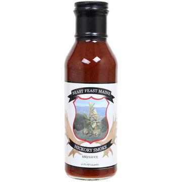 Beast Feast Maine Hickory Smoke BBQ / Grilling Sauce
