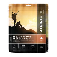 AlpineAire Creamy Potato Cheddar Gluten Free Soup - 2 Servings