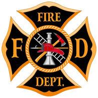 Sticker Cabana Fire Department Sticker