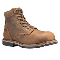 """Timberland PRO Men's Millworks 6"""" Composite Toe Work Boot"""