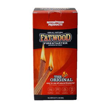 Wood Products 2-Lb. Box Fatwood Firestarter