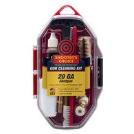Shooter's Choice 20 GA Shotgun Cleaning Kit