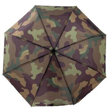 Karma Womens Camo Travel Umbrella