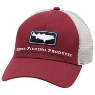 Simms Striper Icon Trucker Hat