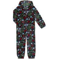 Souverign Athletic Boy's Camping Pajama Onsie