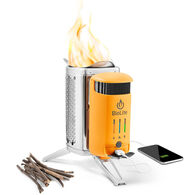 BioLite CampStove 2 Electricity Generating Wood Camp Stove