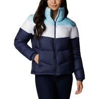 Columbia Women's Puffect Color Blocked Insulated Jacket