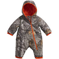 Carhartt Infant/Toddler Boys' Quilted Taffeta Lined Camo Snowsuit