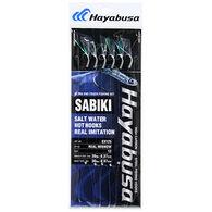 Hayabusa Sabiki Real Minnow Real Imitation Saltwater Hot Hooks Fishing Rig